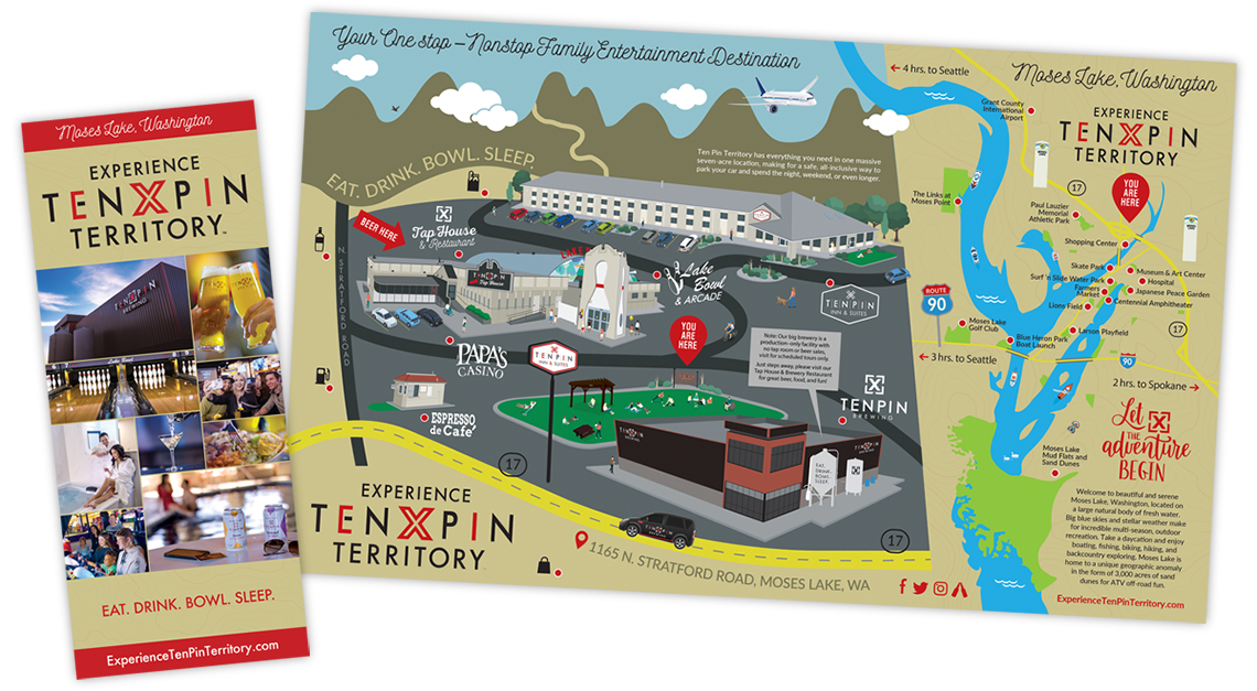 Download the Ten Pin Territory Adeventure Map